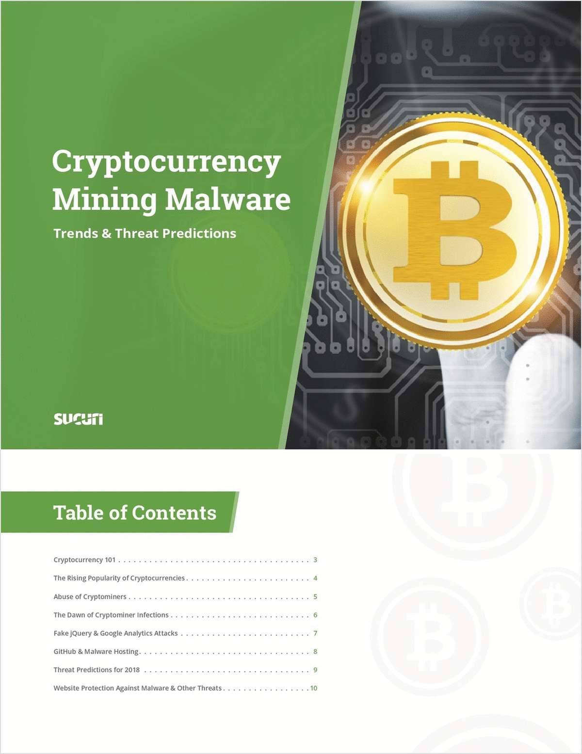 Cryptocurrency Mining Malware | Trends & Threat Predictions