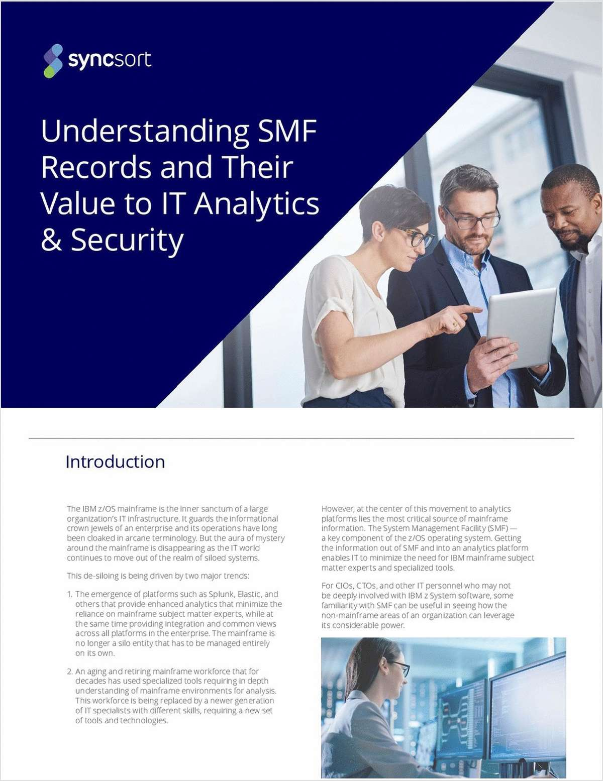 Understanding SMF Records and Their Value to IT Analytics & Security