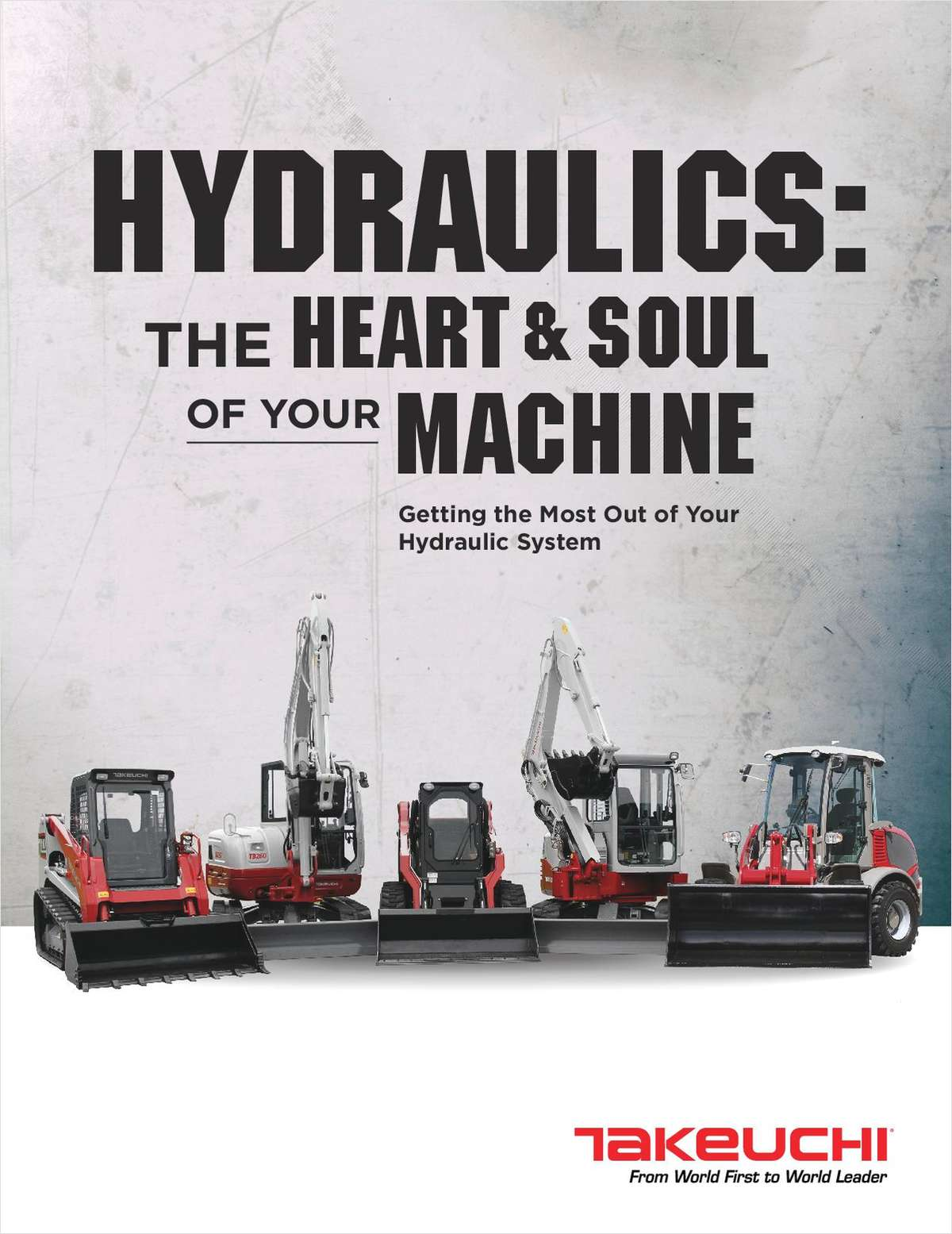 Hydraulics: The Heart and Soul of Your Machine