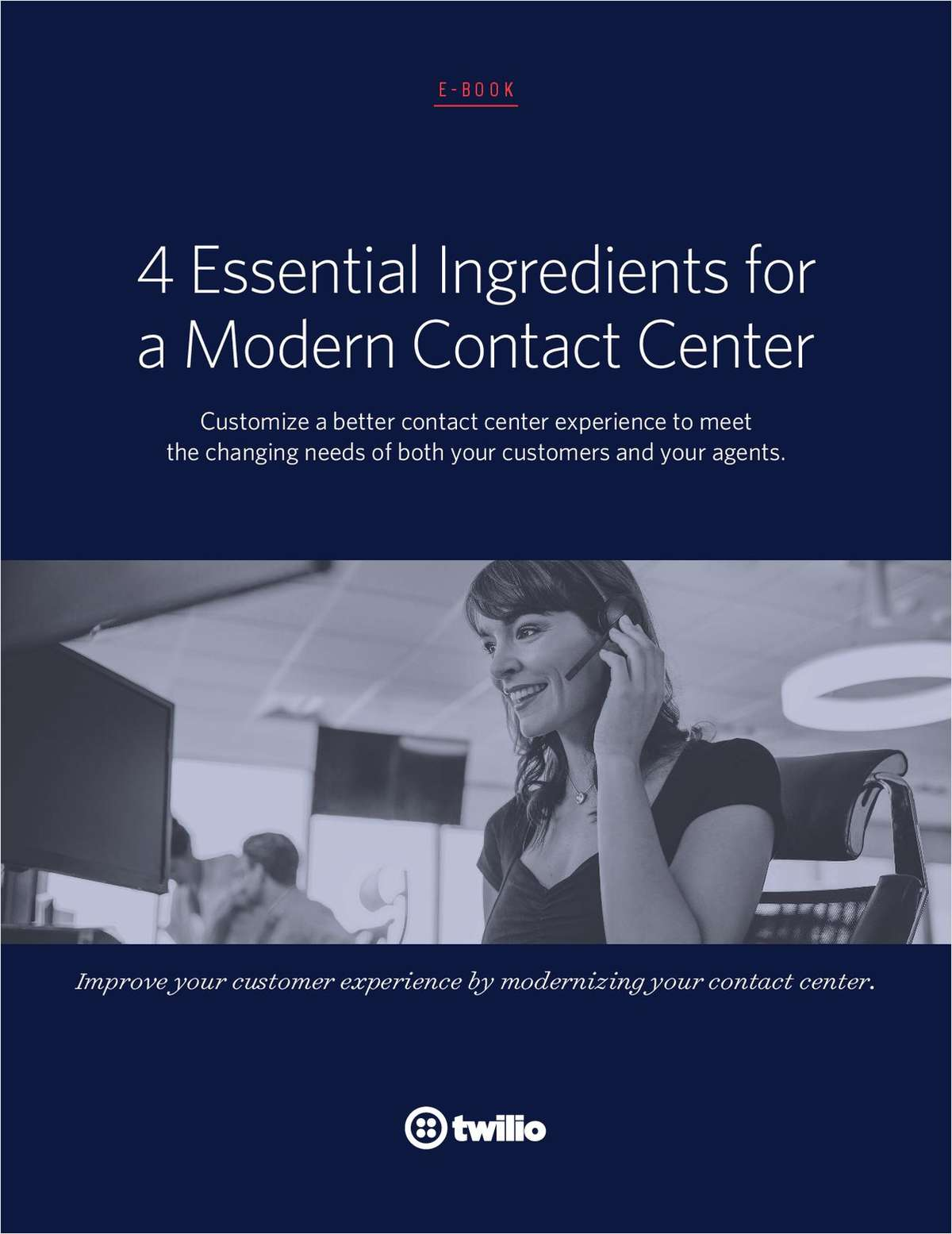 4 Essential Ingredients for A Modern Contact Center
