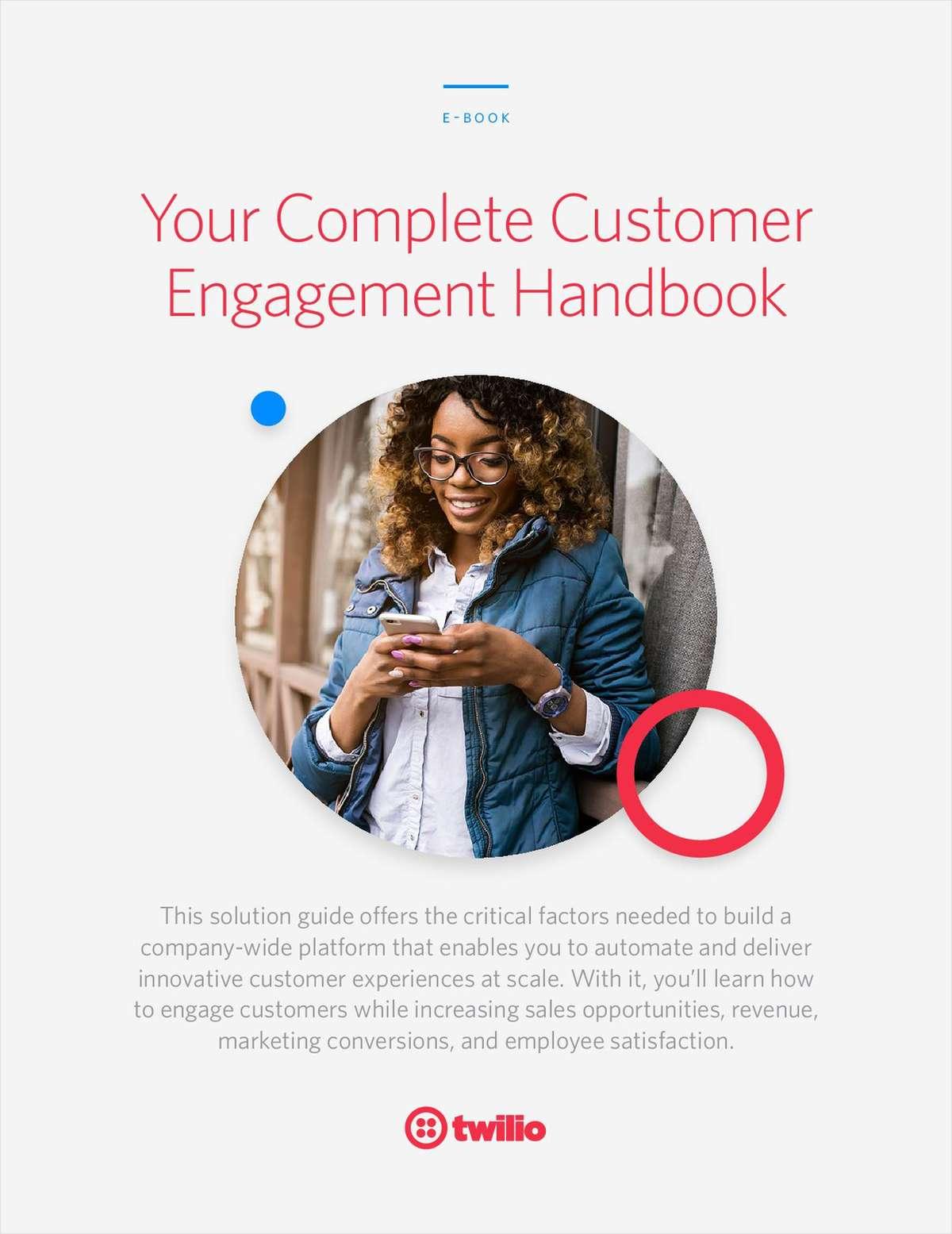 Your Complete Customer Engagement Handbook