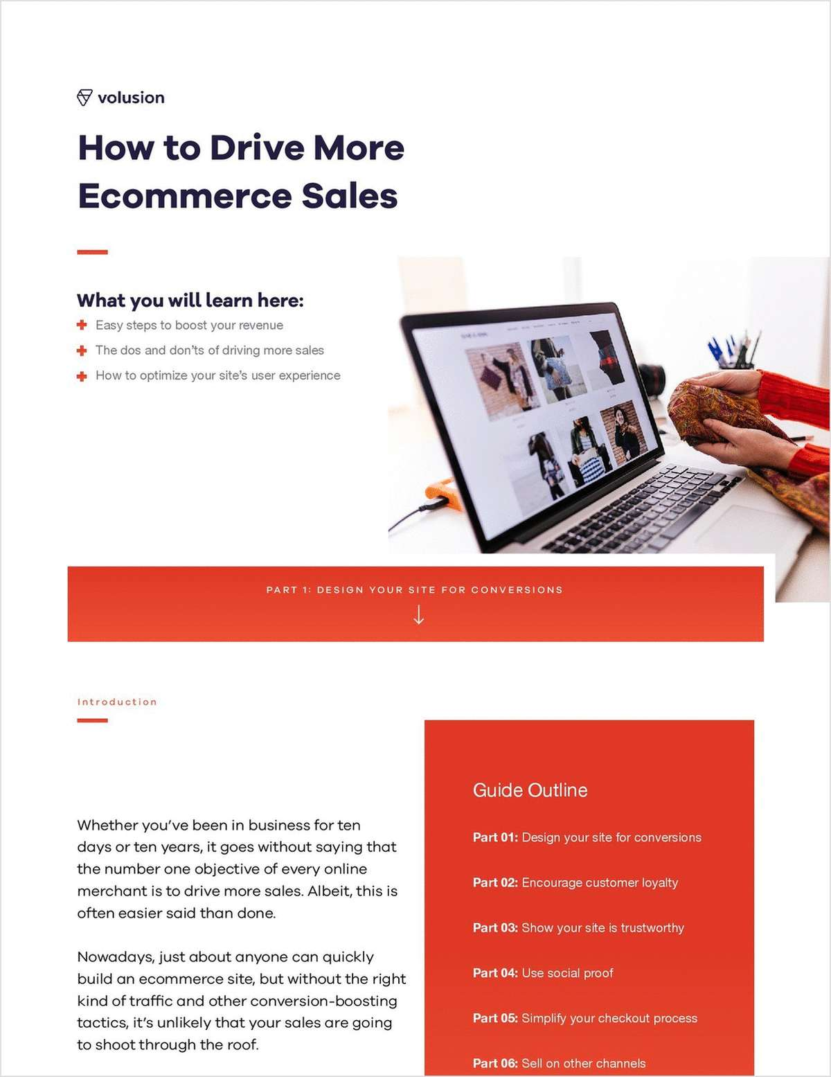 How to Drive More Ecommerce Sales