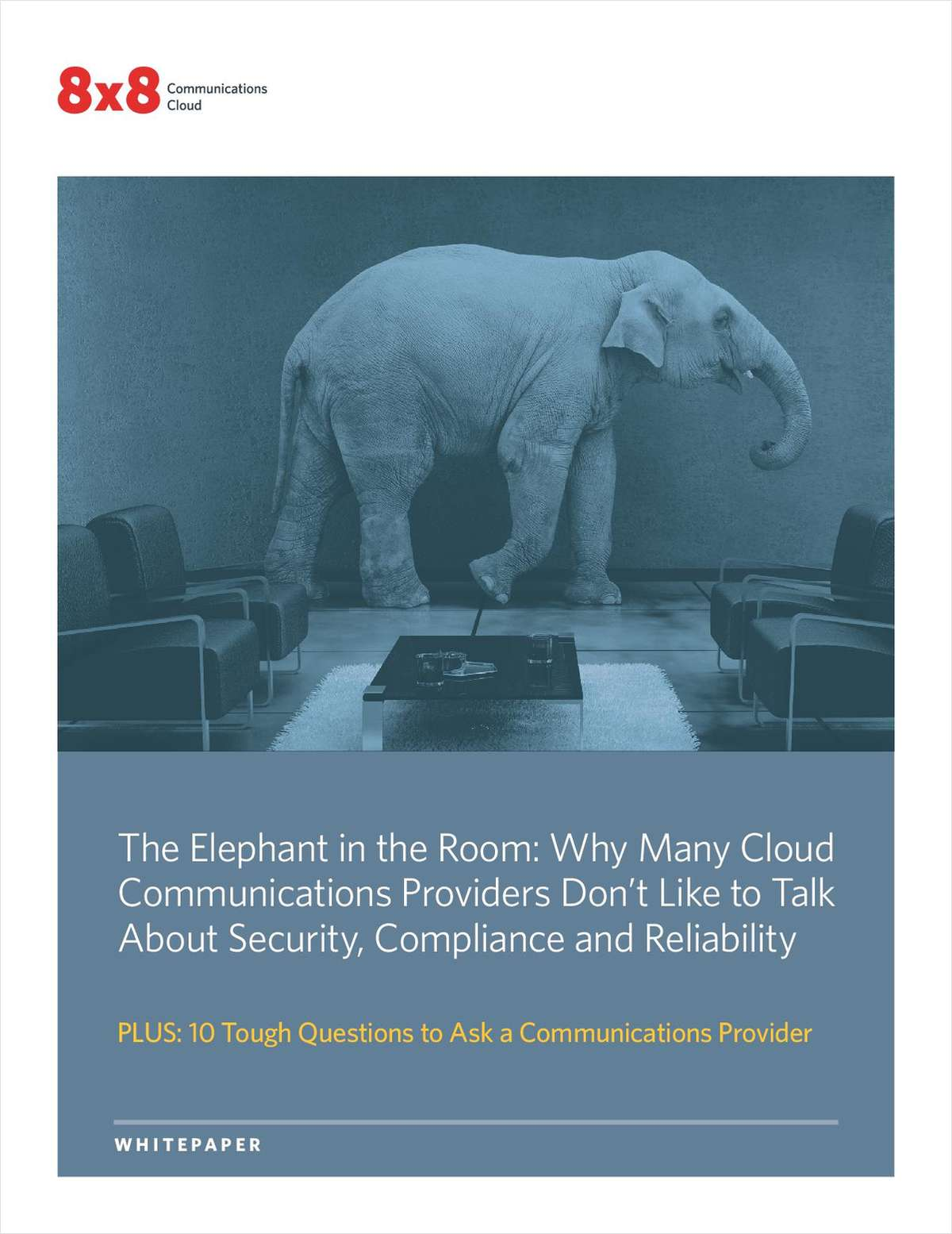 The Elephant Herd in the Room: Why Other Enterprise VoIP Providers Don't Like to Talk About Compliance, Security and Reliability