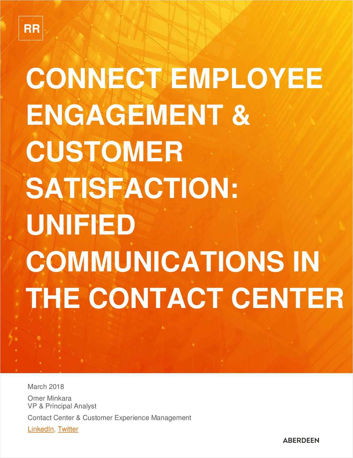 Maximize Contact Center Performance With Unified Communications