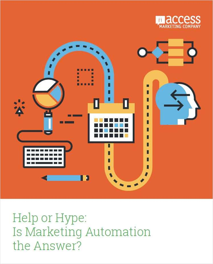Help or Hype: Is Marketing Automation the Answer?
