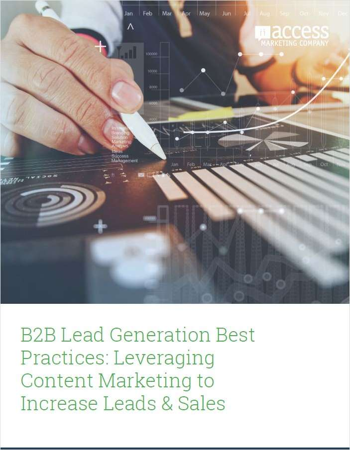 B2B Lead Generation Best Practices: Get it Right the First Time