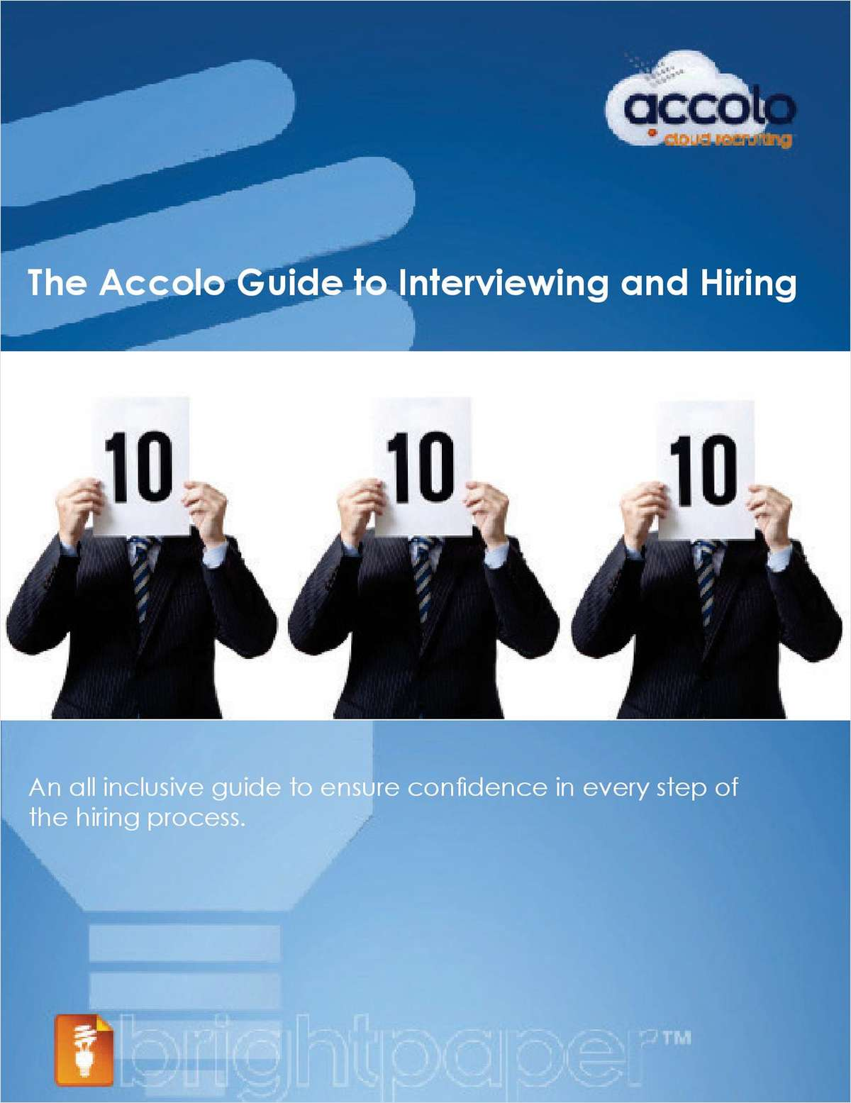The Accolo Guide to Interviewing and Hiring