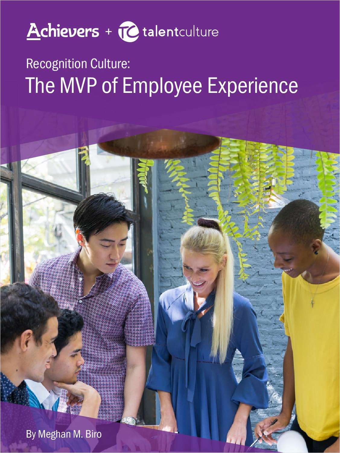 Recognition Culture: The MVP of Employee Experience