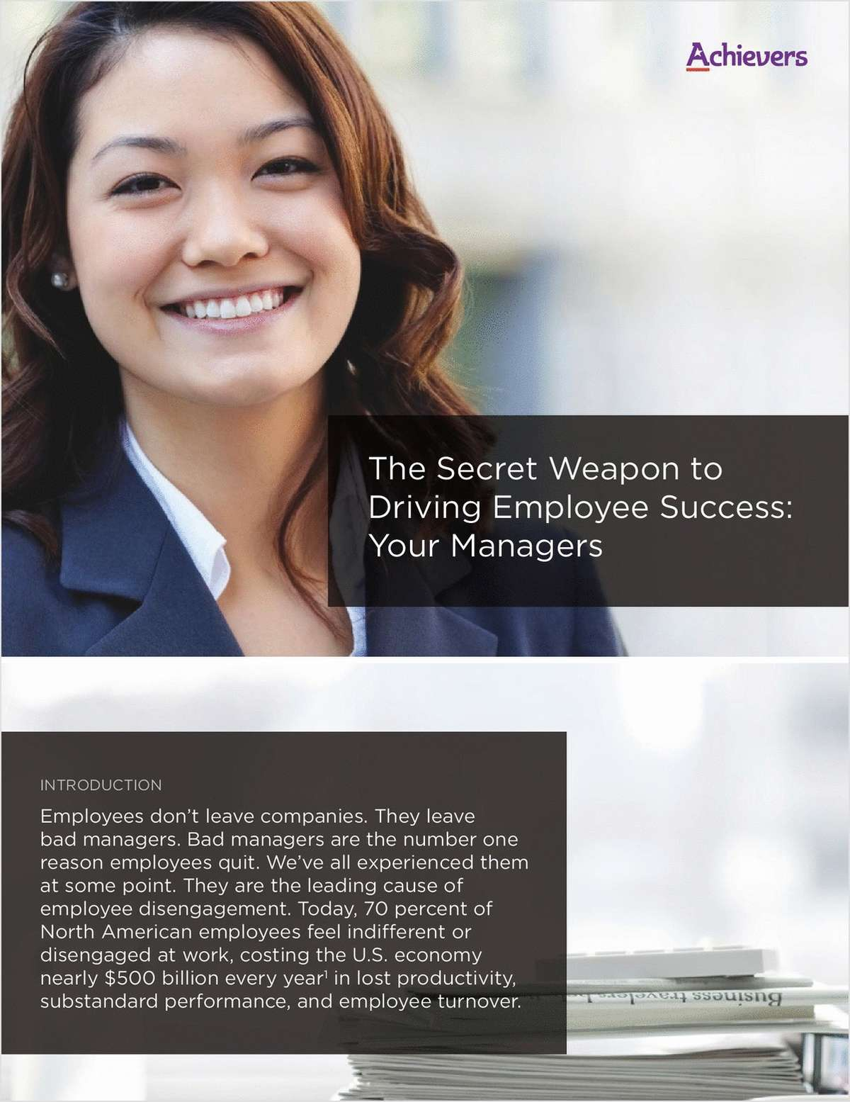 The Secret Weapon to Driving Employee Success