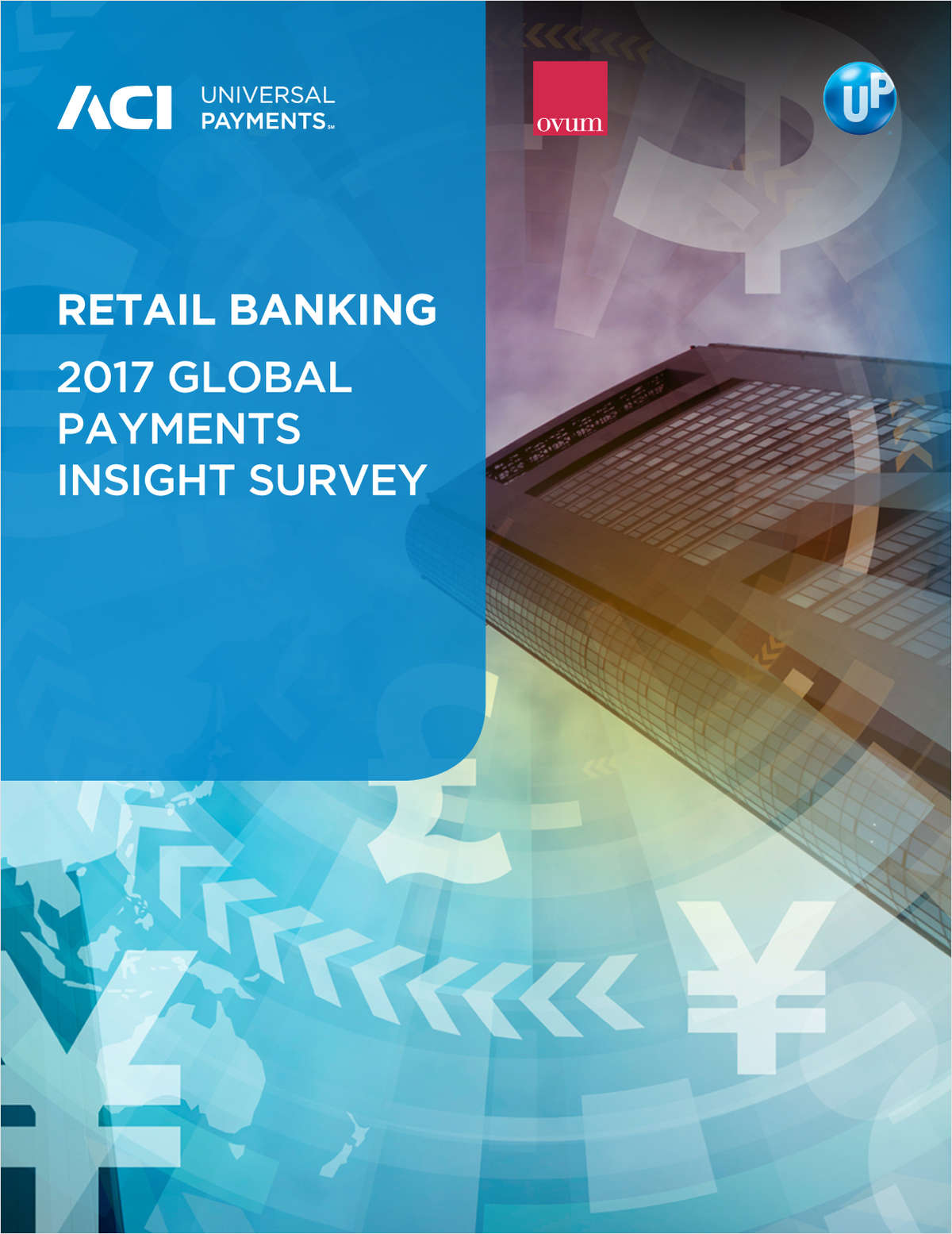 Retail Banking - Payments Infrastructure is Key to the Future