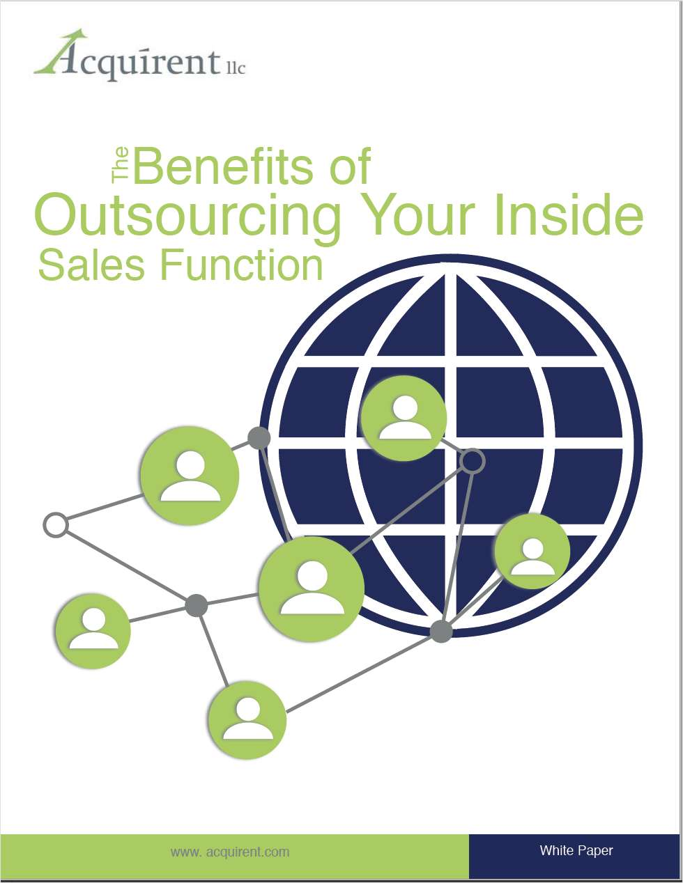 The Benefits of Outsourcing Your Inside Sales Function