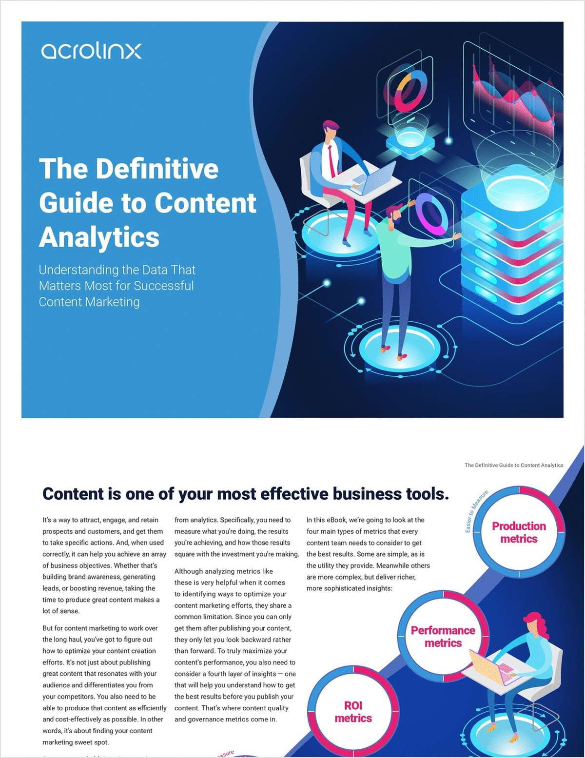 Definitive Guide to Content Analytics: Understanding the Data That Matters Most for Successful Content Marketing