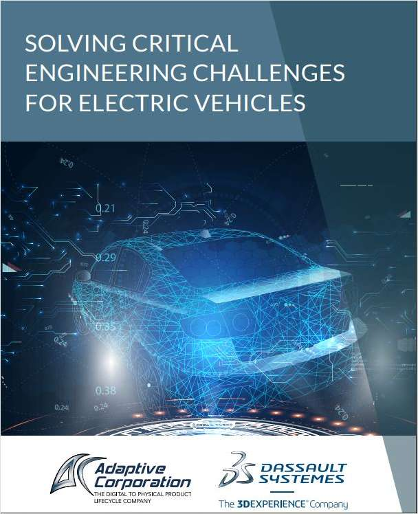 Solving Critical Engineering Challenges for Electric Vehicles