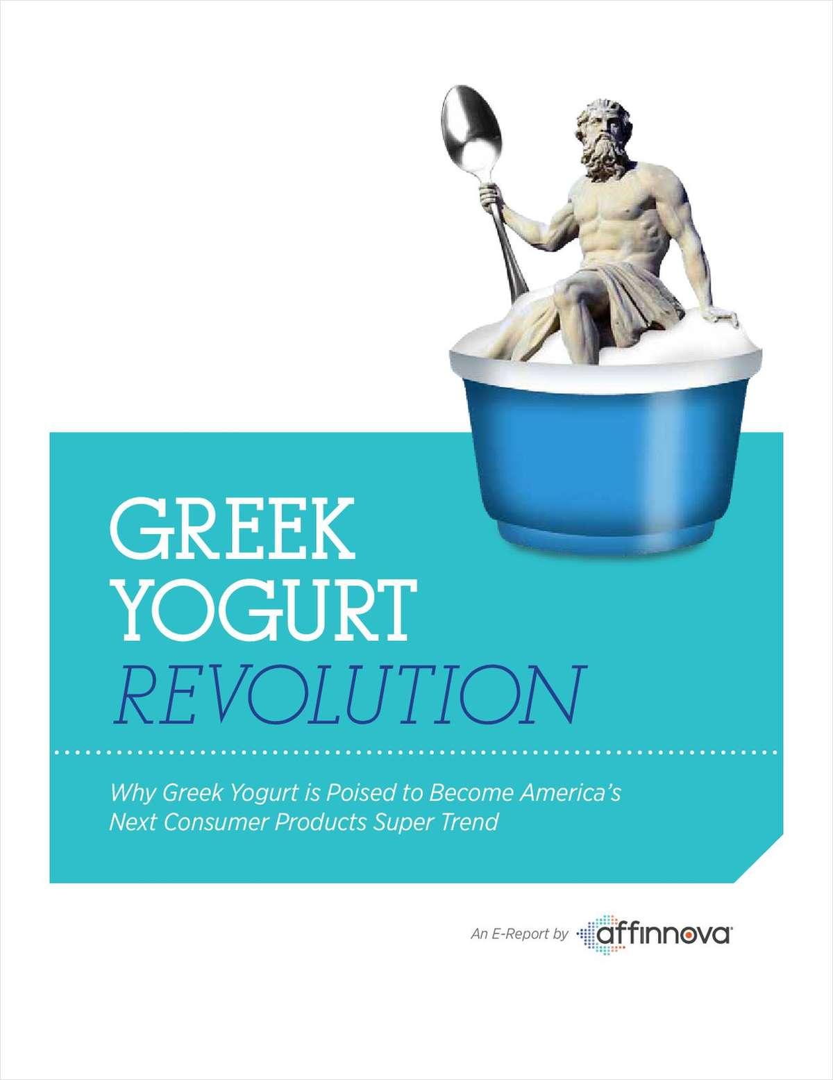 Greek Yogurt Revolution