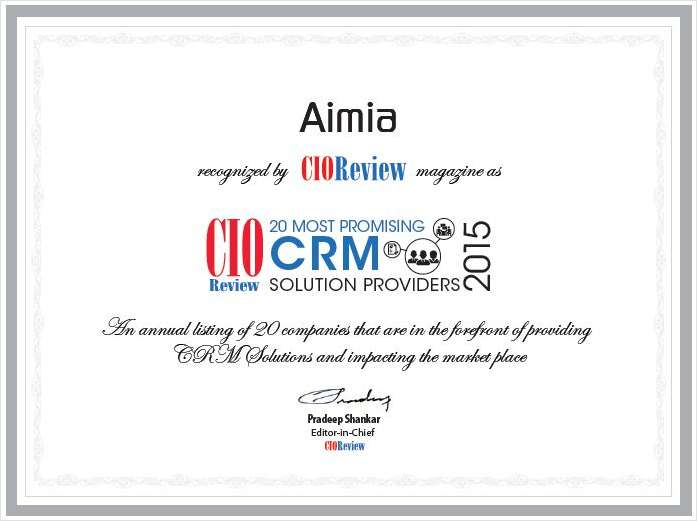 Re-inventing CRM and Loyalty