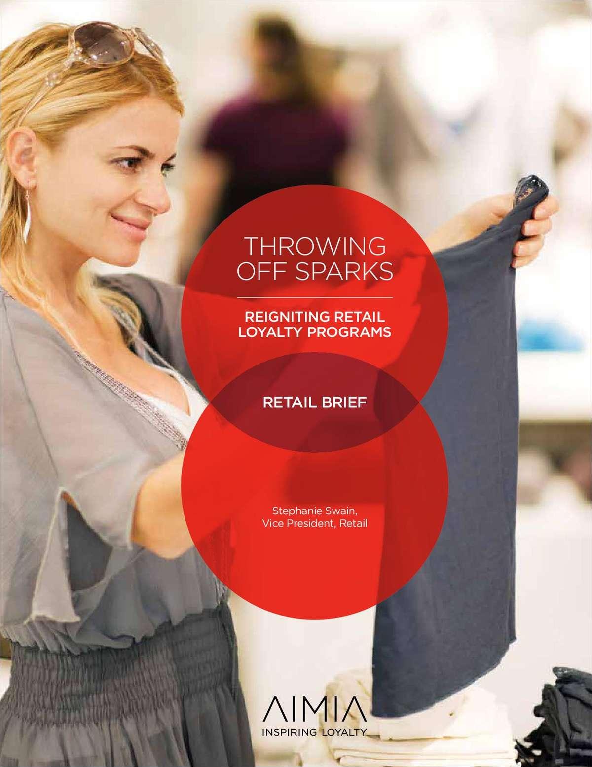 Reigniting Retail Loyalty Programs