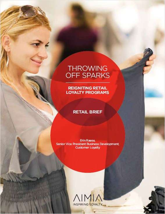 Reigniting Your Retail Loyalty Program