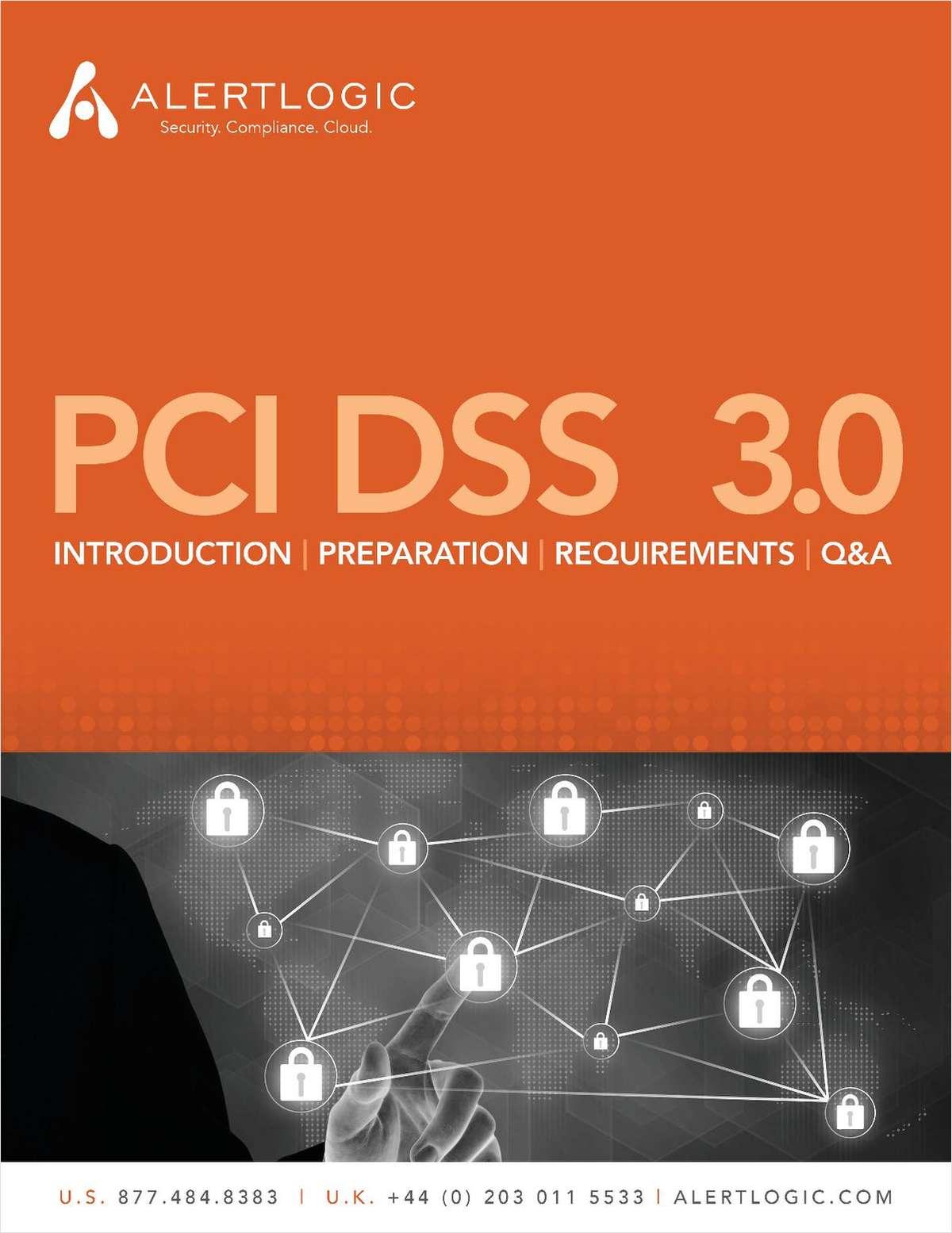 PCI DSS 3.0 Guidebook
