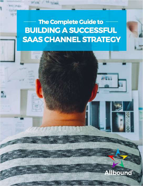 EBOOK: The Complete Guide to Building a Successful SaaS Channel Strategy