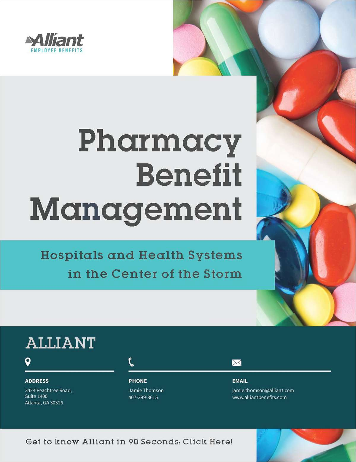 Pharmacy Benefit Management:  Hospitals and Health Systems in the Center of the Storm