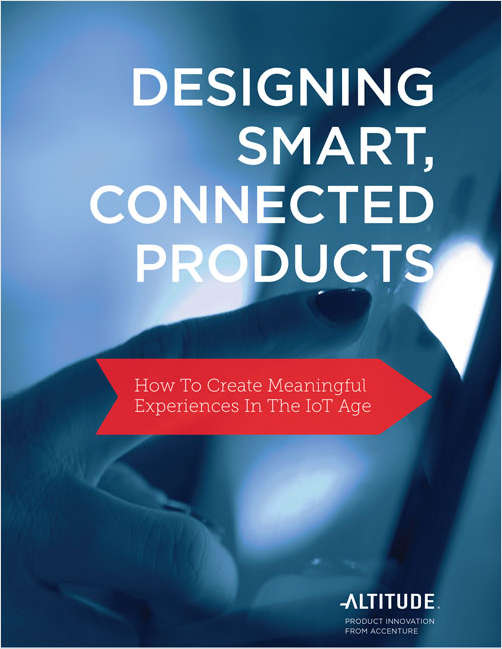 Designing Smart, Connected Products