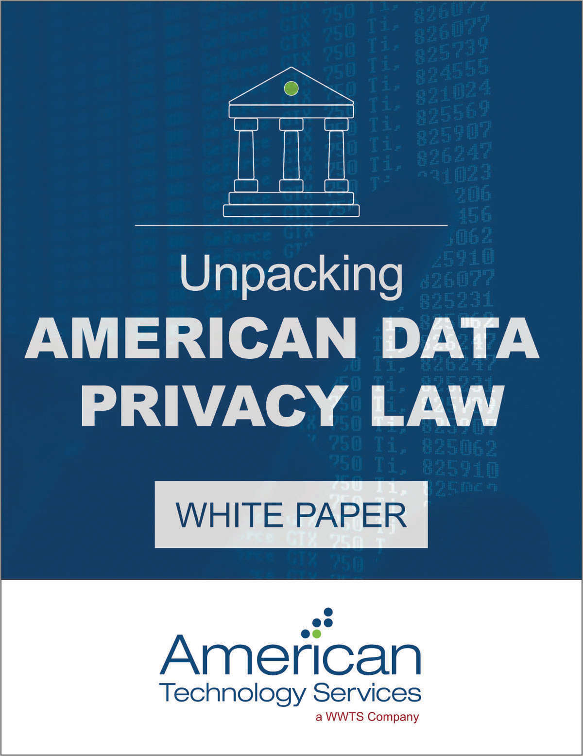 Unpacking American Data Privacy Law