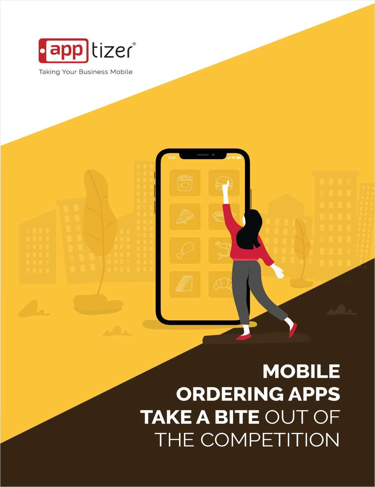 Mobile Ordering Apps Take a Bite Out of the Competition