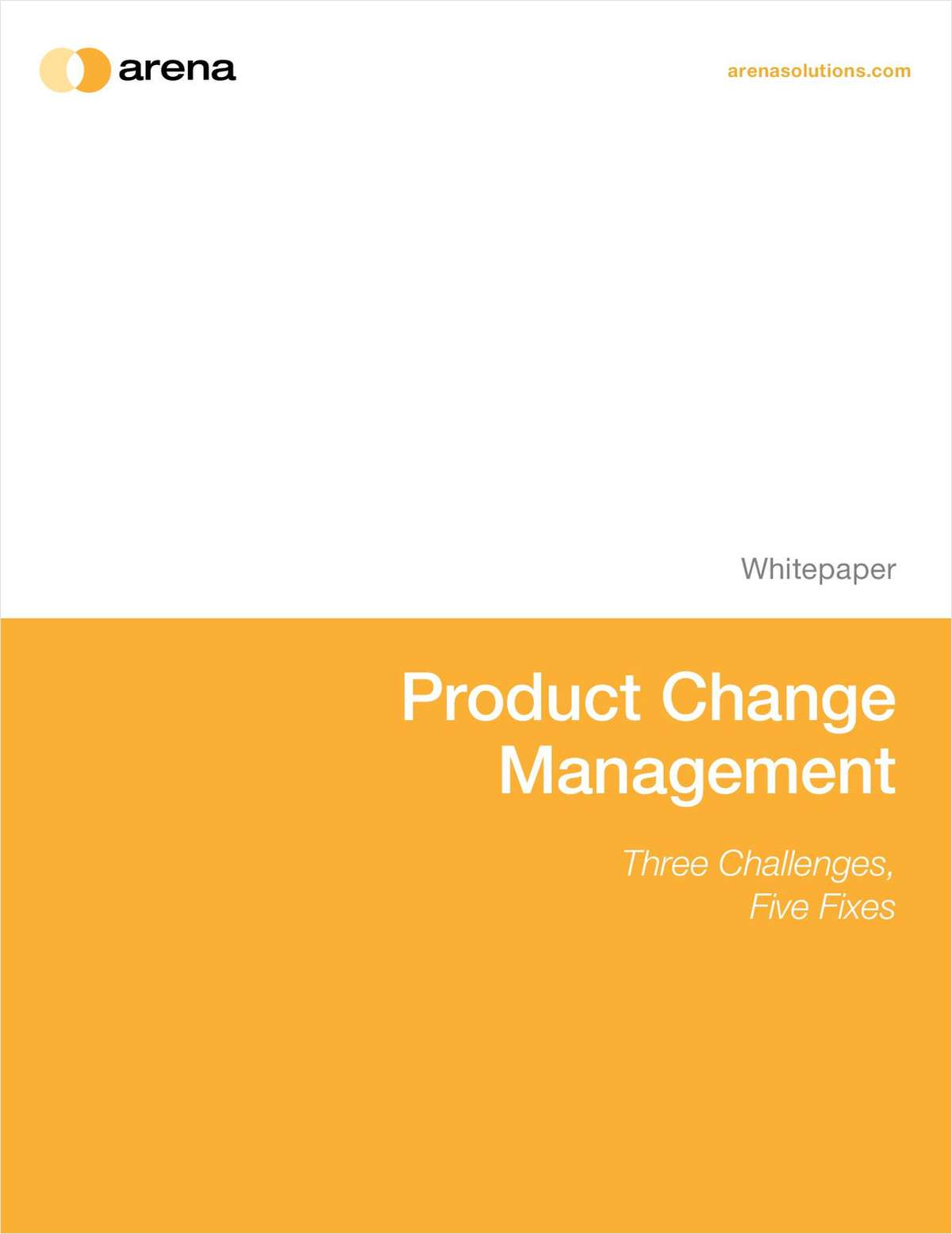 Product Change Management