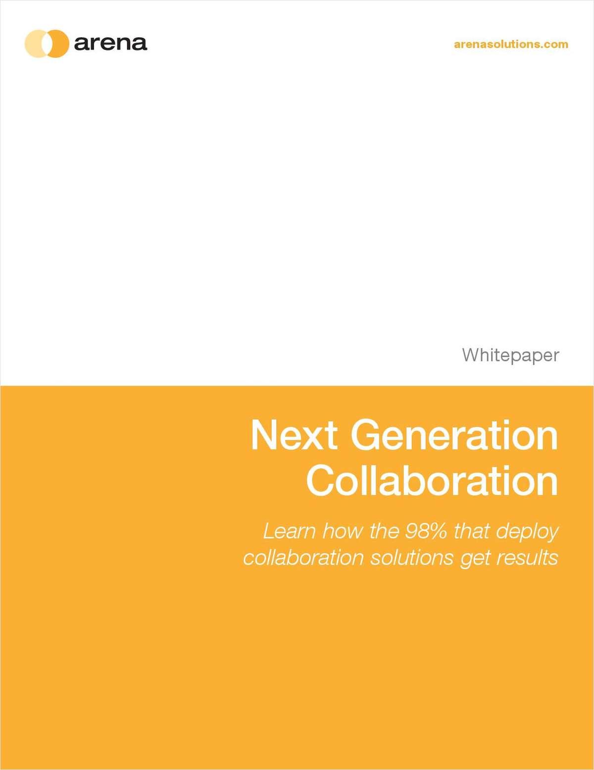 Next Generation Collaboration