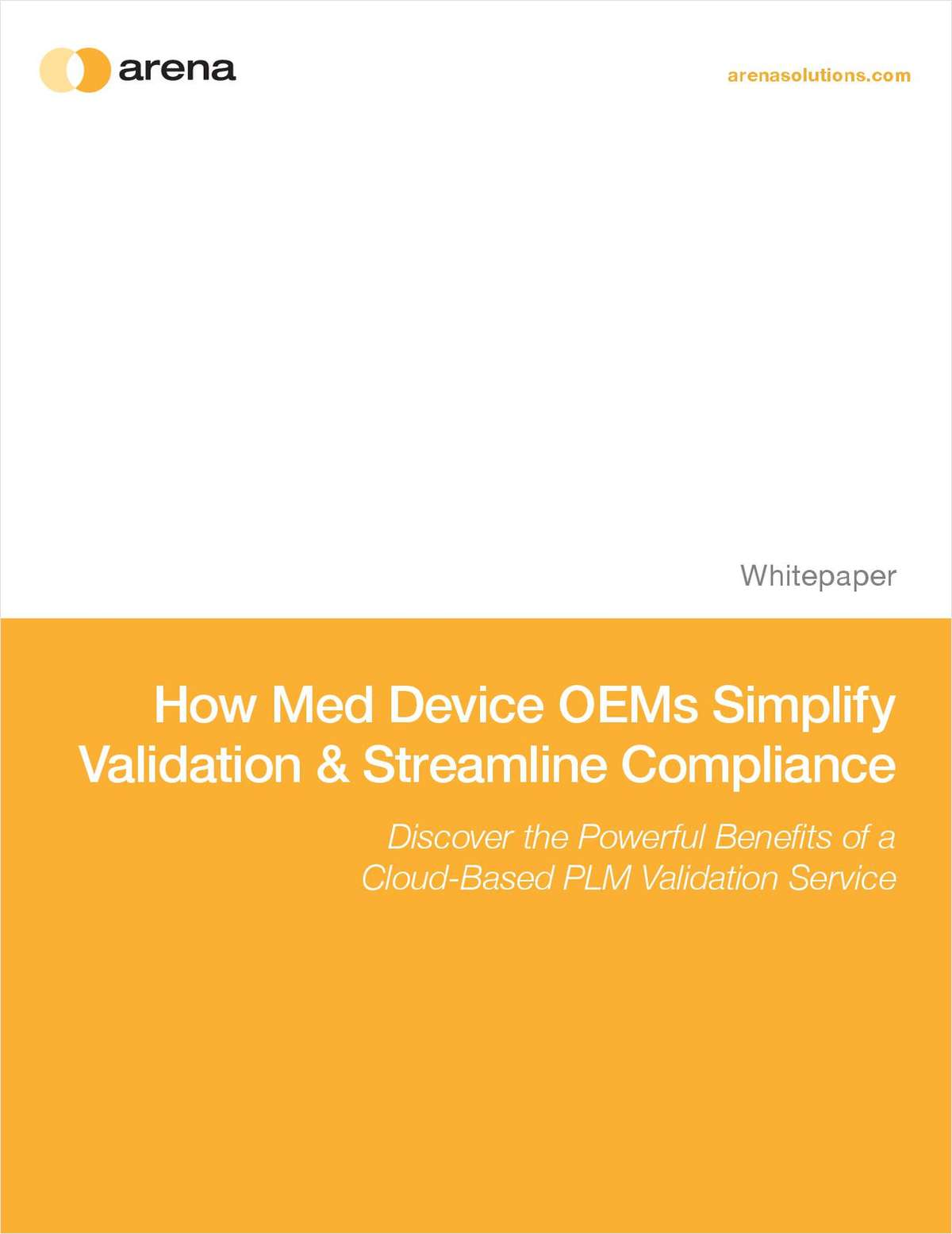 How Med Device OEMs Simplify Validation & Streamline Compliance