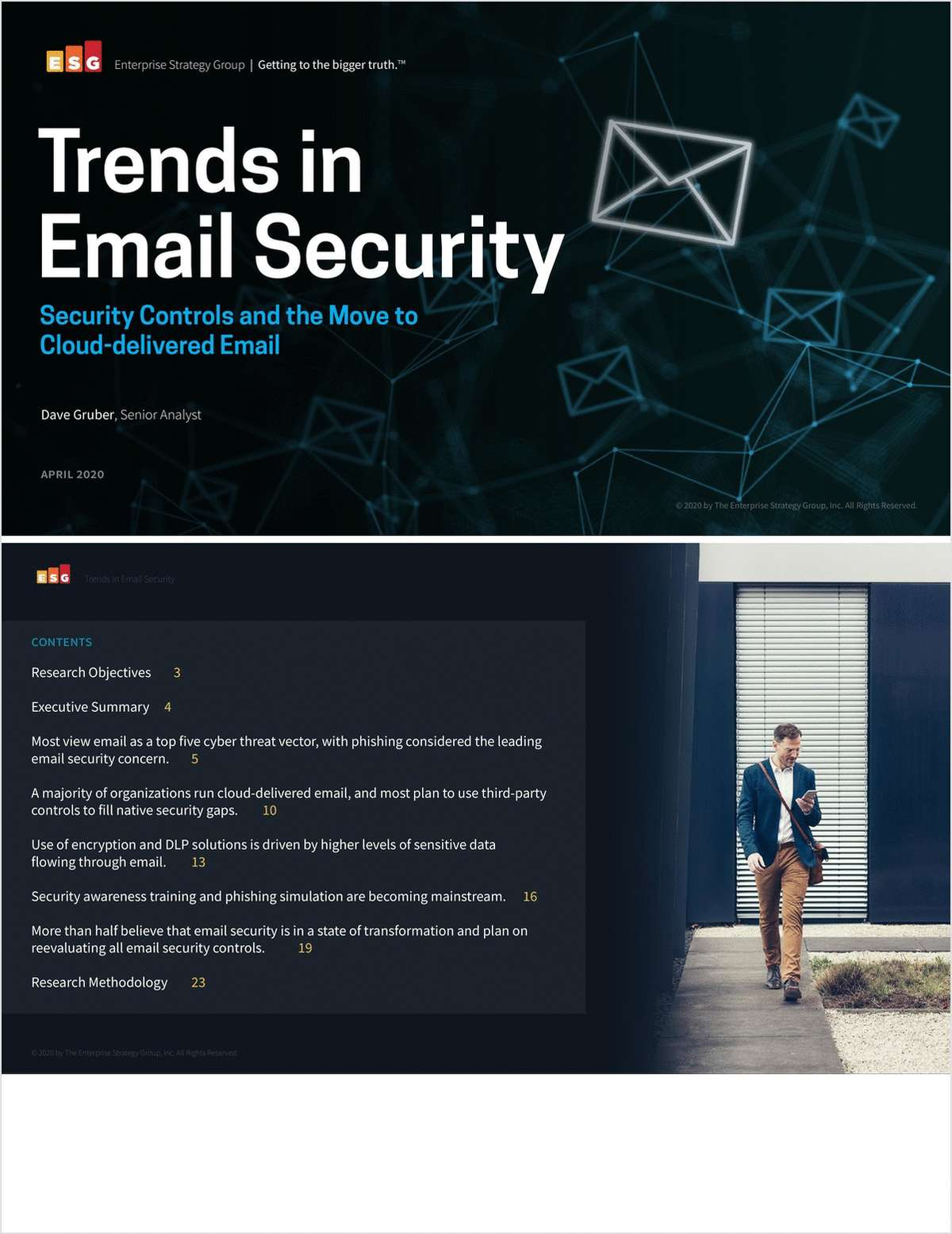 Trends in Email Security