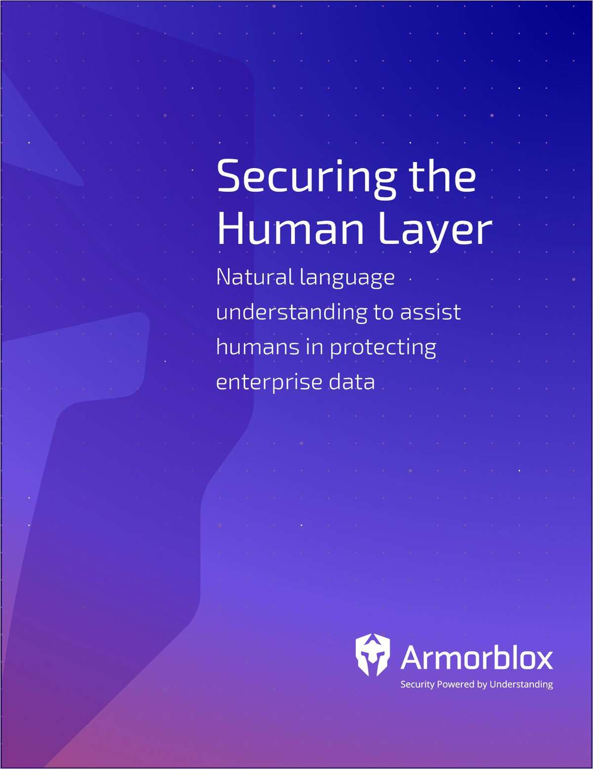 Securing the Human Layer