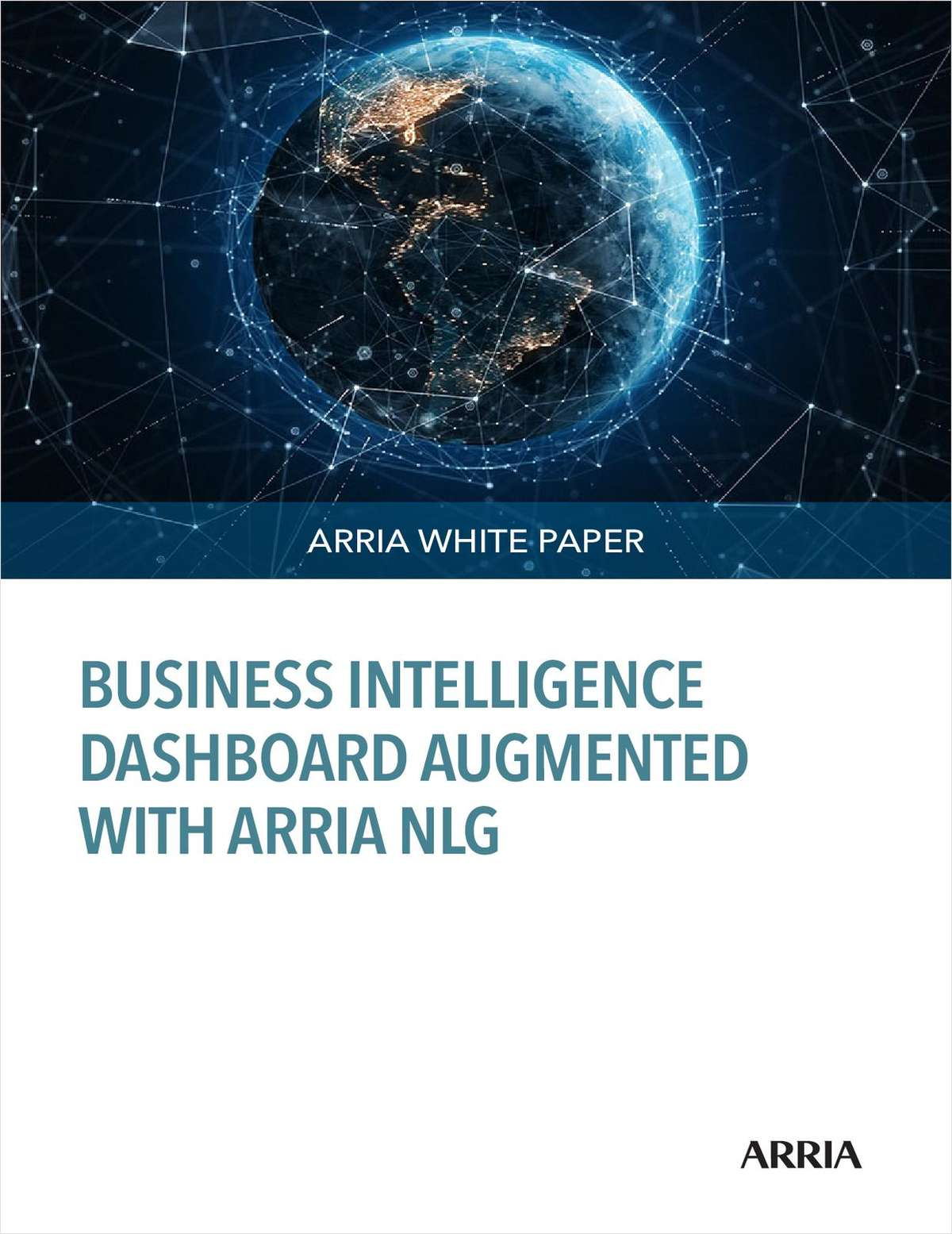 BUSINESS INTELLIGENCE DASHBOARD AUGMENTED WITH ARRIA NLG