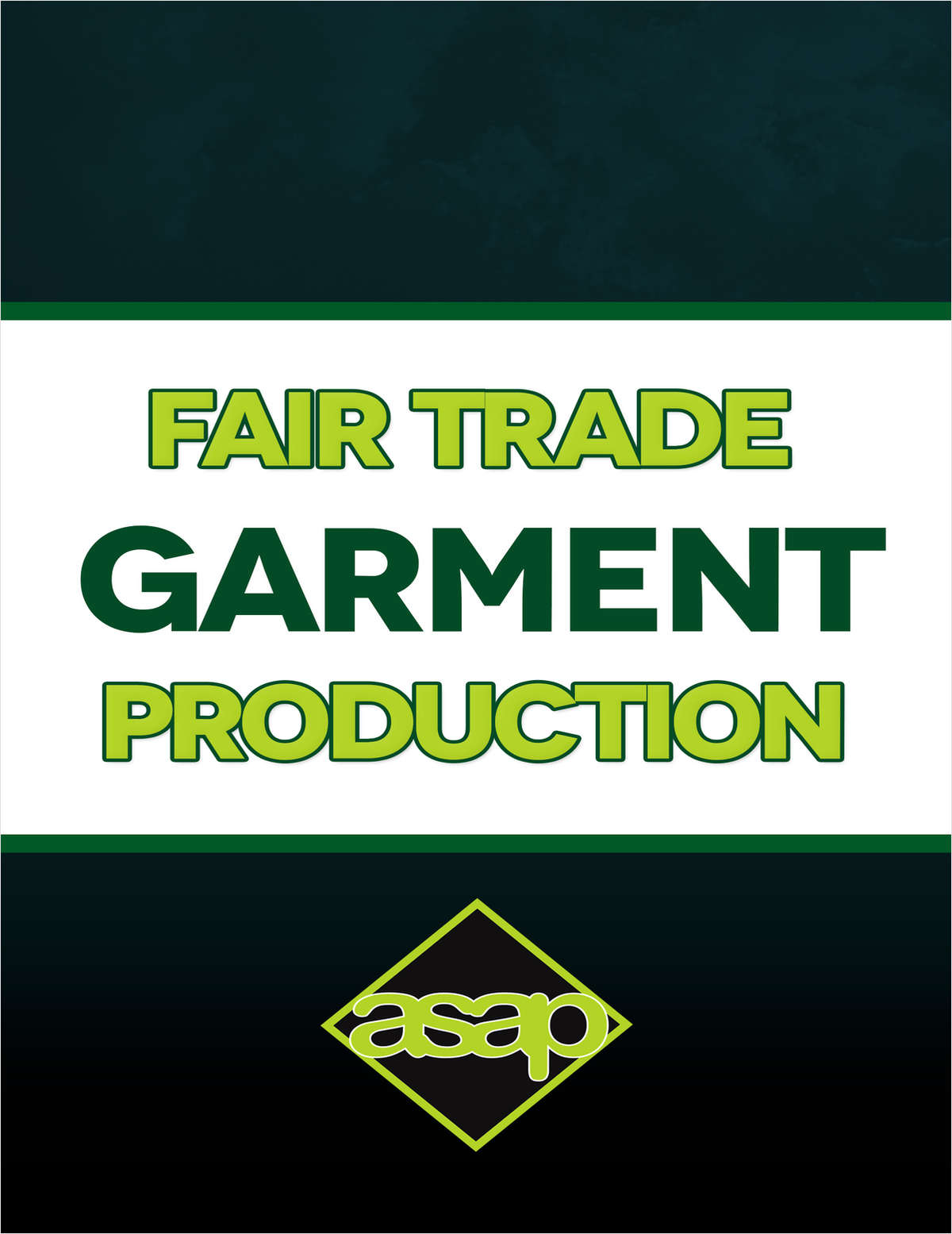 Why Move Your Garment Production To A Fair Trade Factory?