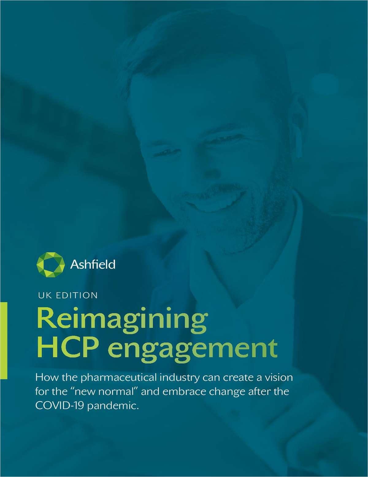 Reimagining HCP engagement