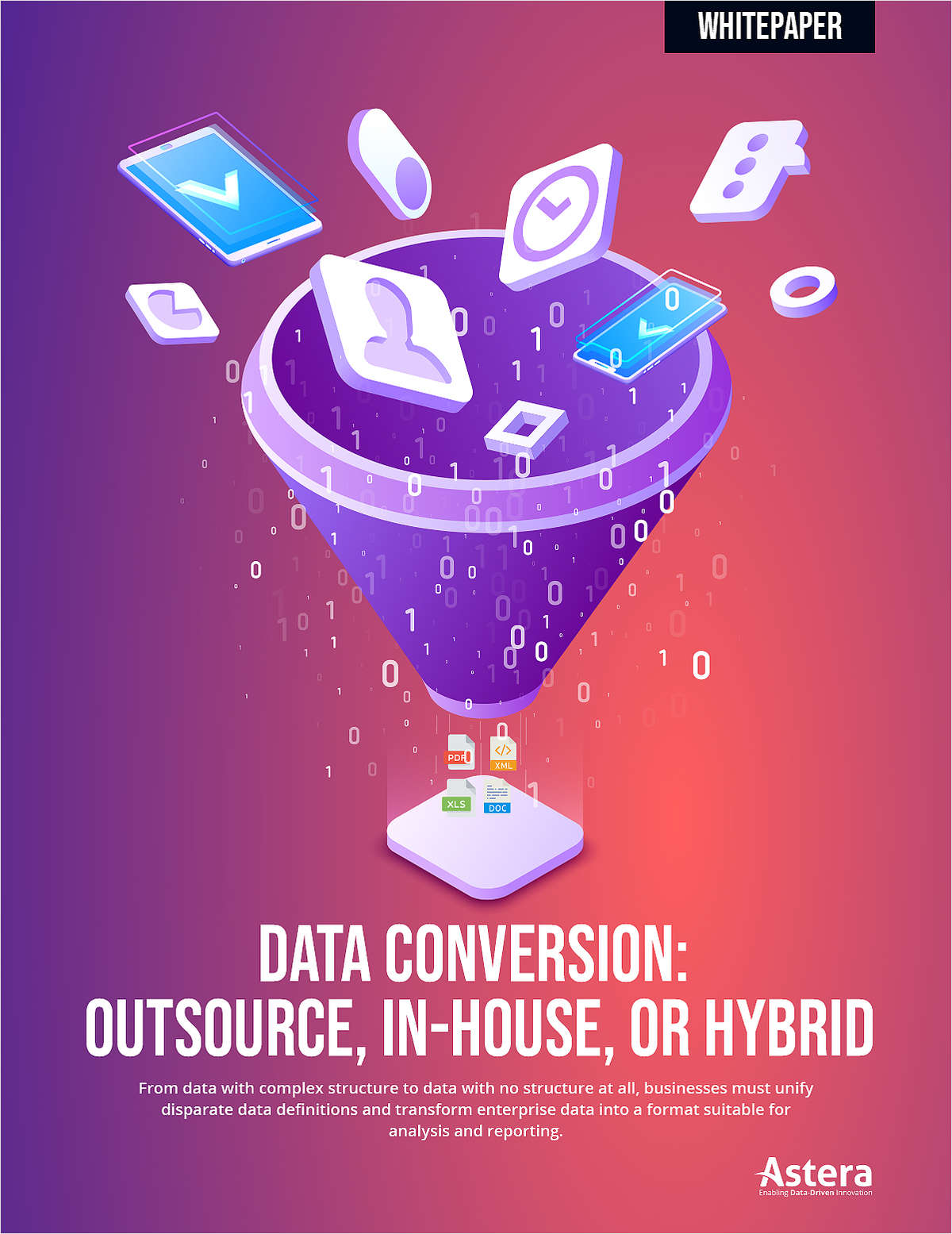 Data Conversion: Outsourced, In-House, or Hybrid?