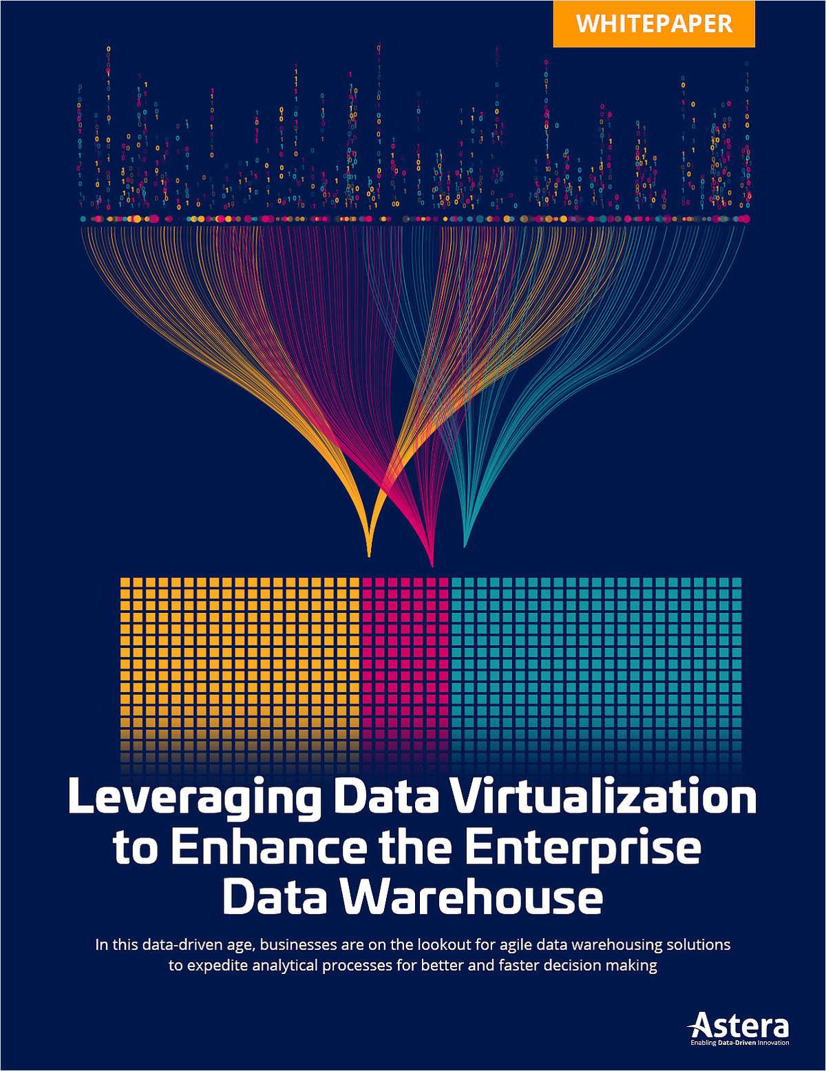 Leveraging Data Virtualization to Enhance the Enterprise Data Warehouse