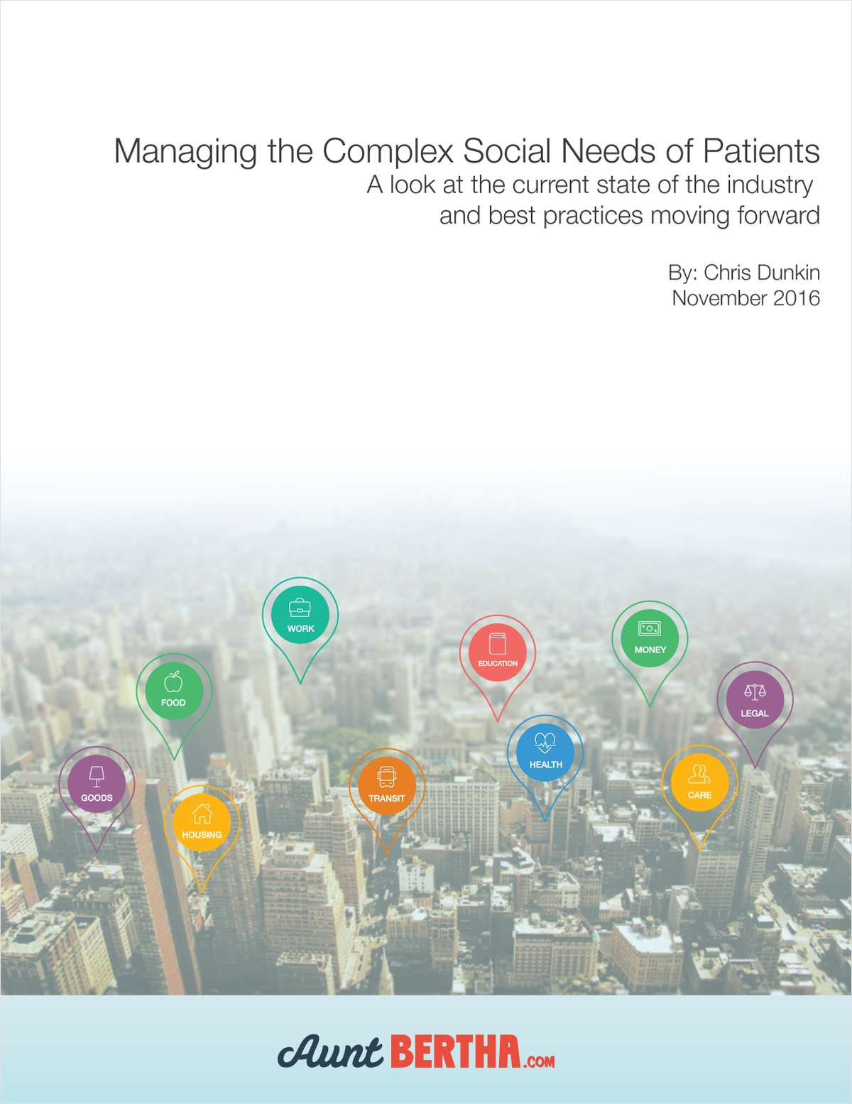 Why do hospitals struggle to manage social needs of patients?