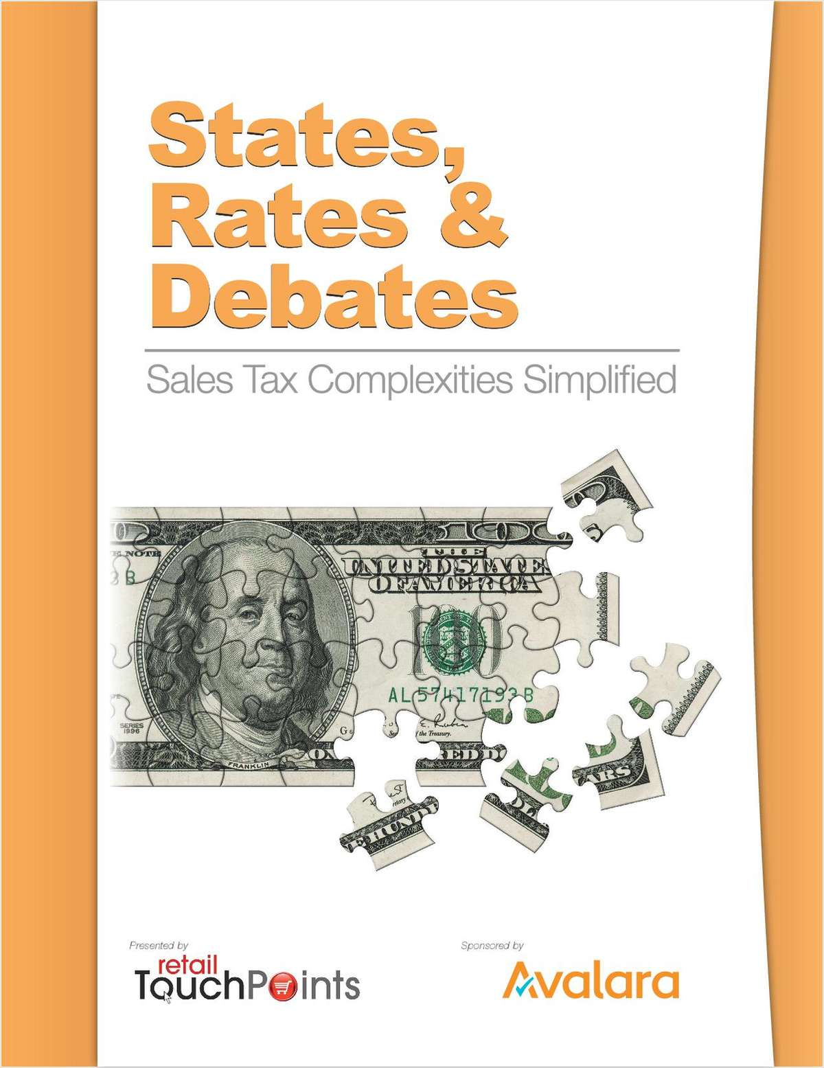 States, Rates & Debates: Sales Tax Complexities Simplified for Retail and POS