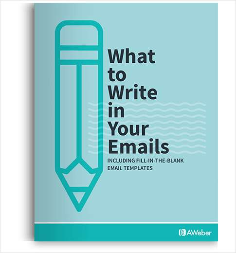 What to Write in Your Emails
