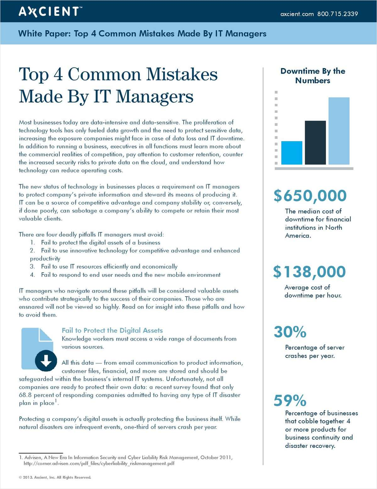 Top 4 Common Mistakes Made By IT Managers