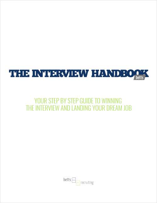 The Interview Handbook