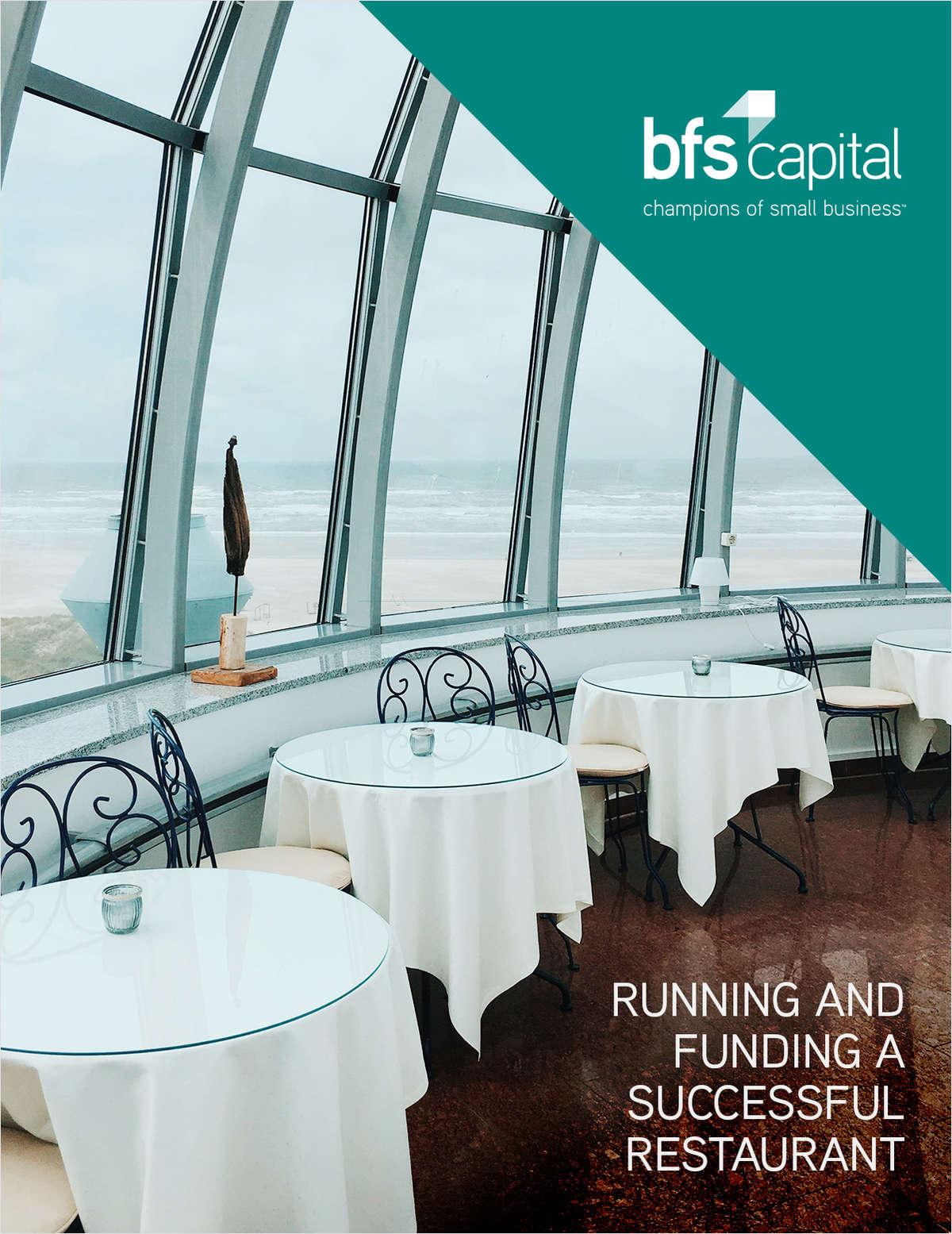Running a Restaurant?  Do it Right!