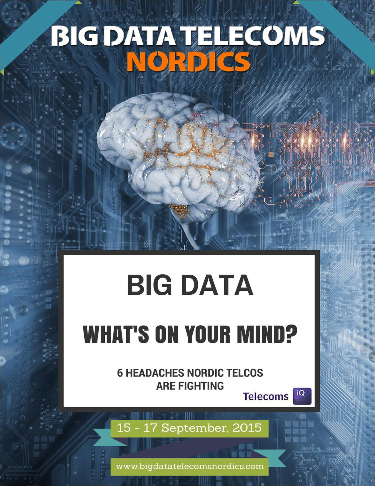 Big Data: 6 Headaches Nordic Telcos Are Fighting