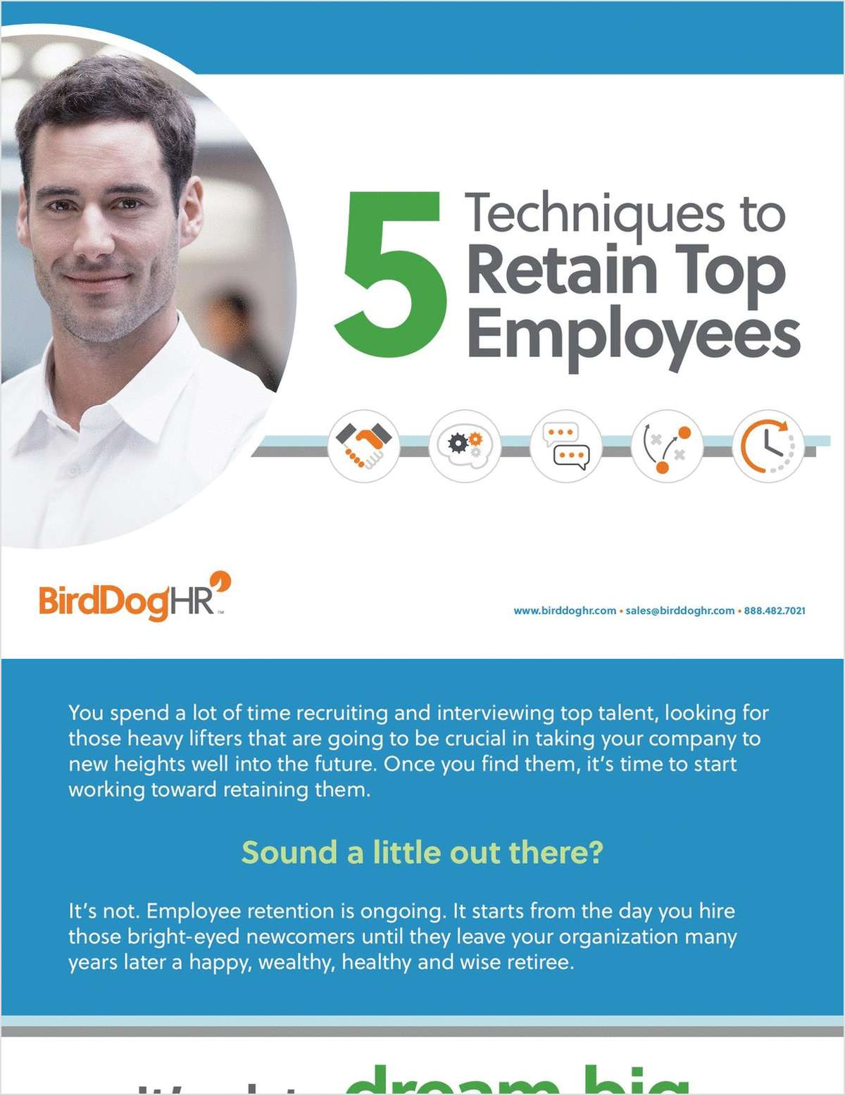5 Techniques to Retain Top Employees