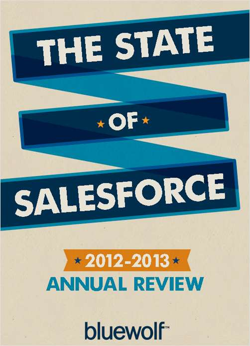 The State of Salesforce