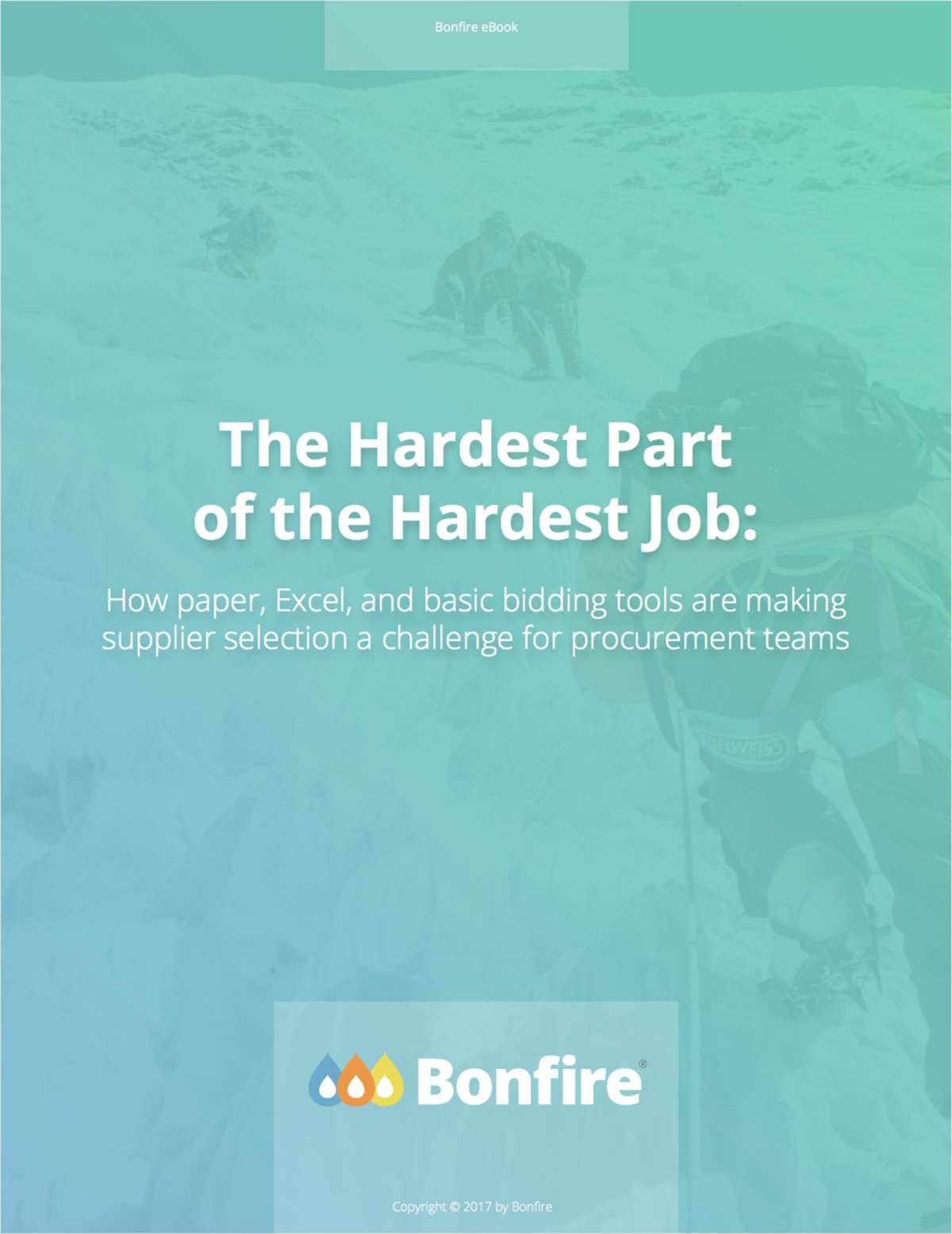 The Hardest Part of the Hardest Job: How Paper, Excel, and Basic Bidding Tools are Making Supplier Selection a Challenge for Procurement Leaders