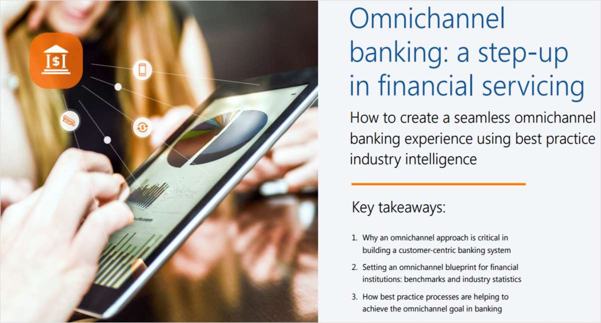 Omnichannel banking: A Step-Up in Financial Servicing