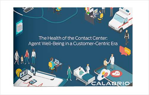Health of the Contact Center Report