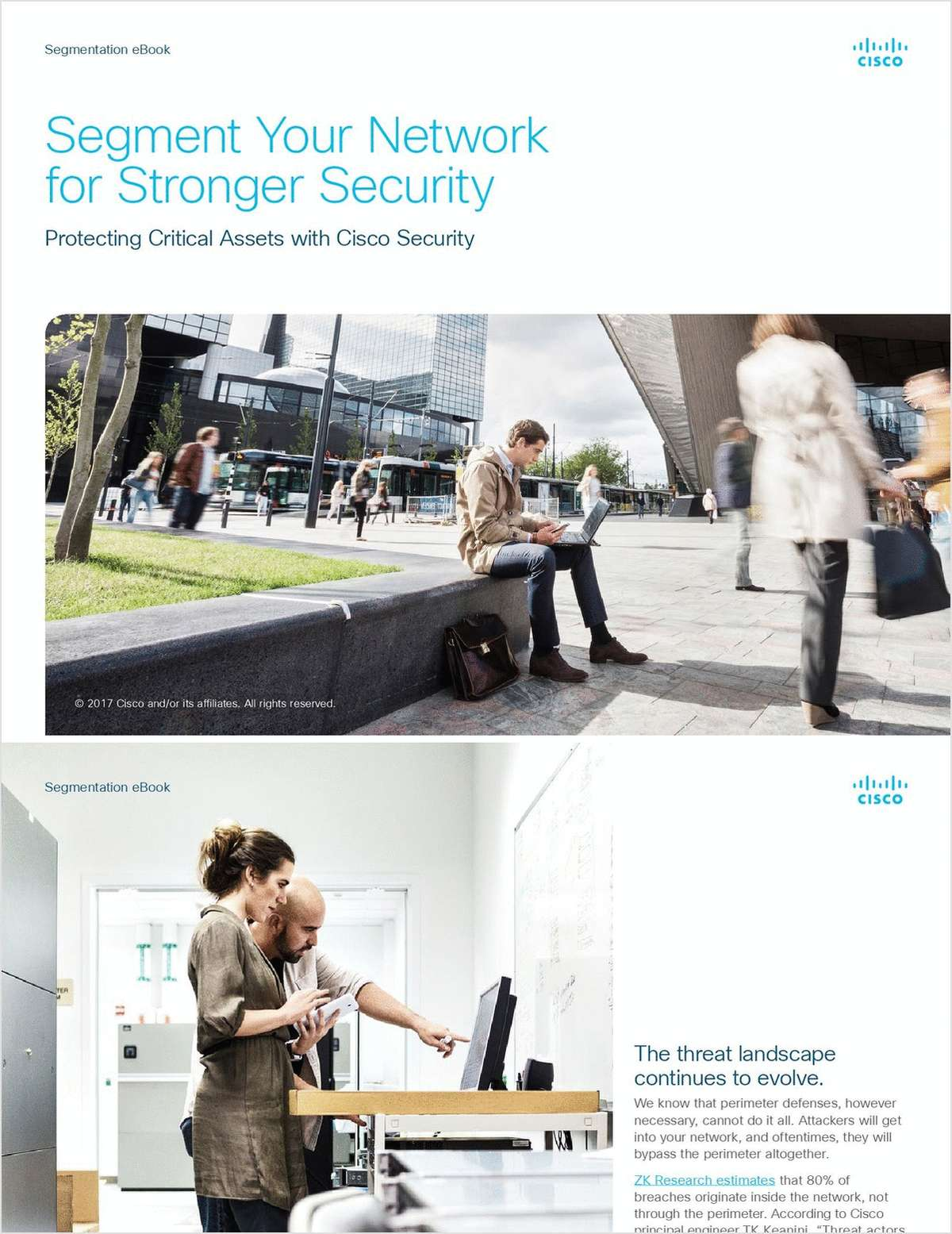 Segment Your Network for Stronger Security